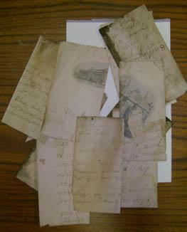 Margery Obenchain letter, 1904