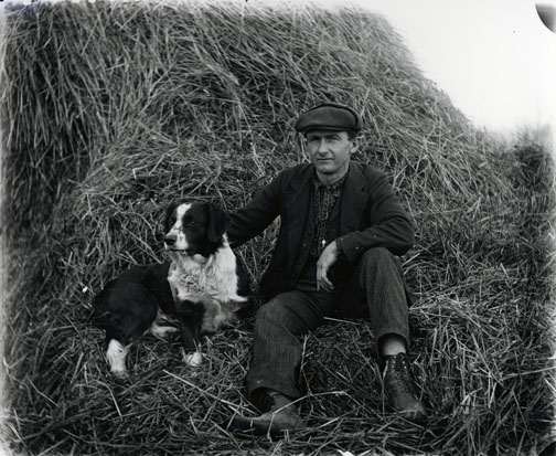 Oswald Kummer and Fido