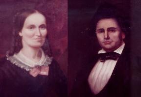 Martha and Jacob Van Meter