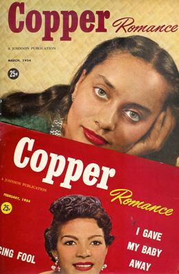Copper Romance magazine
