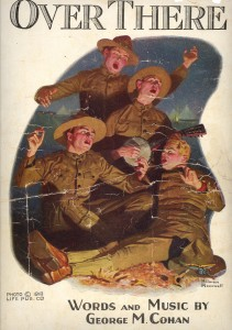 WWI Sheet Music