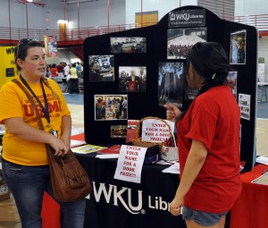 2013 New Student Orientation Fair