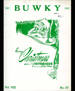 BUWKY Dec. 1942