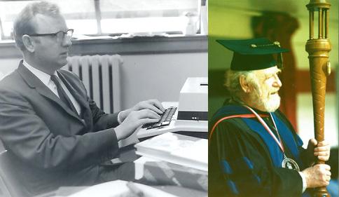 Dr. Carlton Jackson, 1933-2014