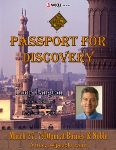 Passport for Discovery book cover