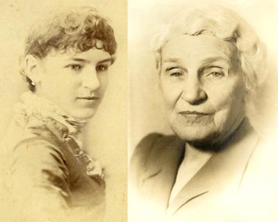Elizabeth Moseley Woods, 1865-1967