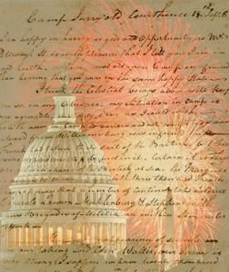 Nathaniel Lucas's letter; modern July 4 fireworks