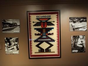 Ecuadorian Rug & Photos