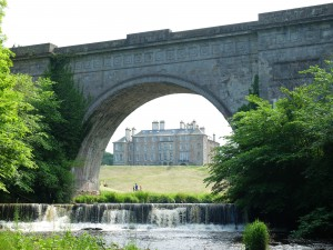 Dalkeith Palace and Montagu Bridge