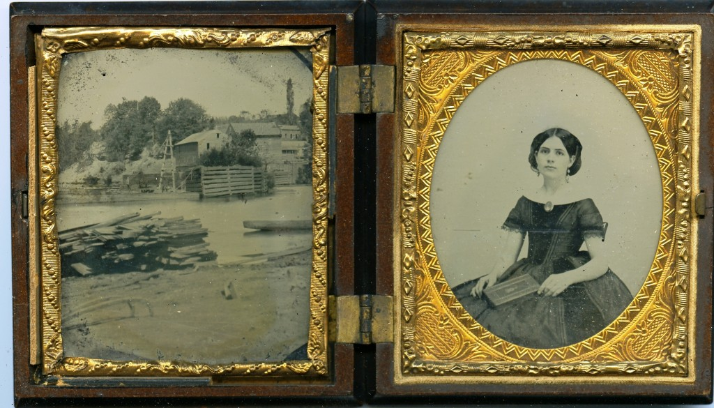 Edwards Ambrotype