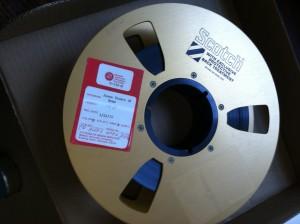 2 Inch Quad Videotape