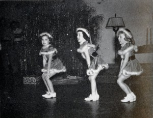 Training School Girls
