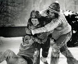 WKU Winter Scene