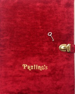 Pauline's cover
