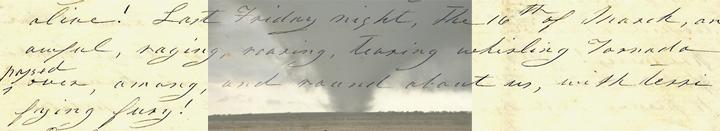 Nancy Brooks's 1855 letter