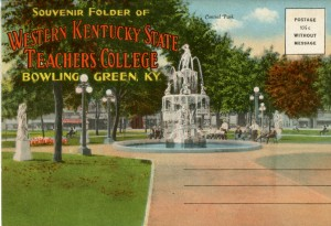 WKU Postcards