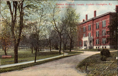 Eastern Kentucky Lunatic Asylum at Lexington