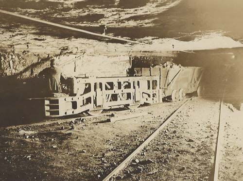 Reinecke mine, Madisonville, Kentucky (Maurice Kirby Gordon Collection)