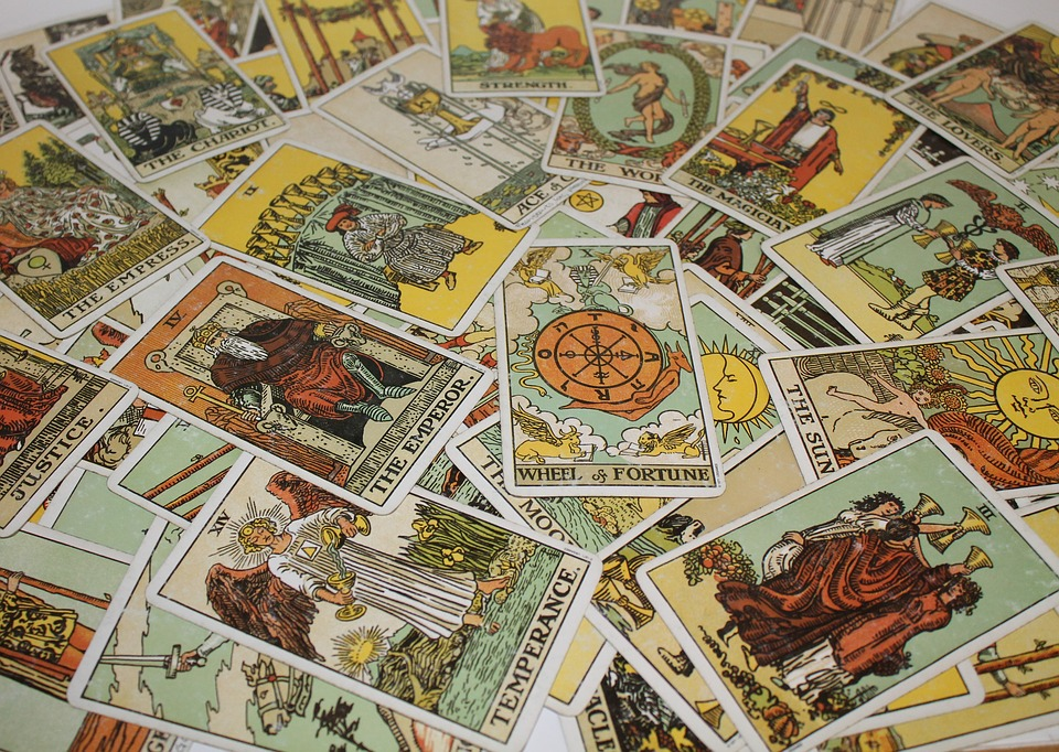 """""""The cards are only suggestions, but if I see something that has a lot to say in it, then I can transcribe it,"""" says Turner."""