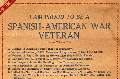 Veteran Hugh Stephenson's declaration (Kentucky Library Research Collections)