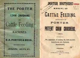 Porter Bros. manual (image courtesy of Filson Historical Society)