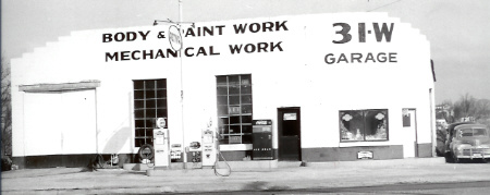 31-W Garage, Bowling Green, Ky.