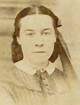 Rosa Belle (Praigg) Dickerson, 1843-1902