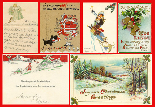 Kentucky Library & Museum Christmas collections