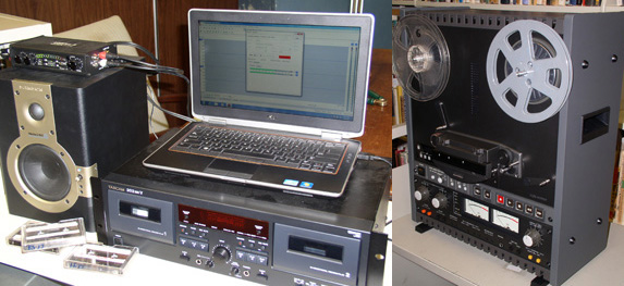 Digitization Equipment at Kentucky Library & Museum