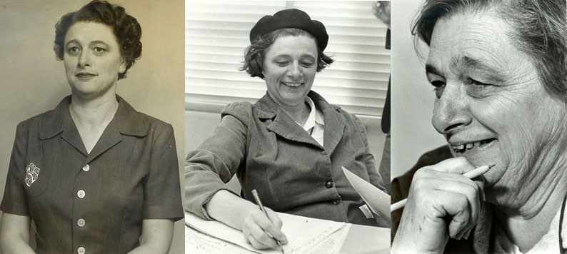Virginia Wood Davis, 1919-1990