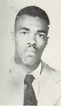 Herbert A. Oldham's high school photo