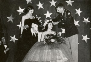 Jean Amos, Military Queen