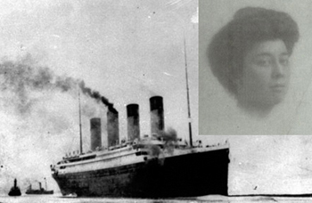 Jennie Green and the Titanic