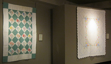 Kentucky Museum quilts at the National Quilt Museum