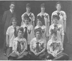 1915 WKU Hilltoppers