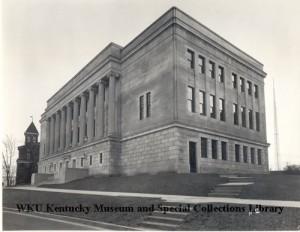 The Library (Gordon Wilson Hall)
