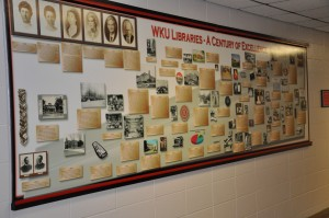 "Millennial Mural for WKU Libraries  ""A Century of Excellence"""