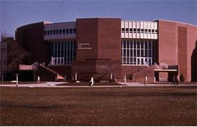 Tate Page Hall