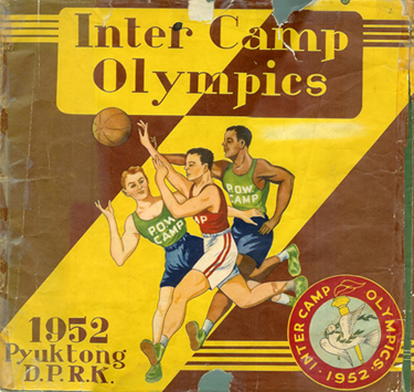 Inter Camp Olympics souvenir booklet
