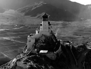 Yumbulagang, Tibet, 2009