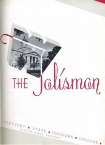 Talisman 1940