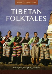 Tibetan Folktales by Haiwang Yuan