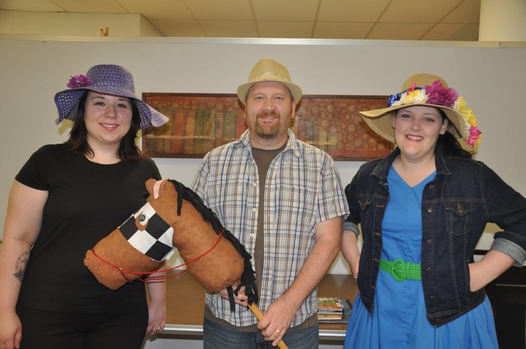 Derby Hat Day 3rd