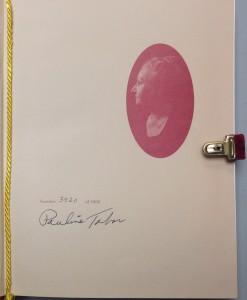 Pauline's titlepage.