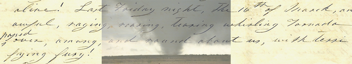 Nancy Brooks's 1855 letter