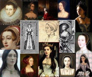 Anne Boleyn collage