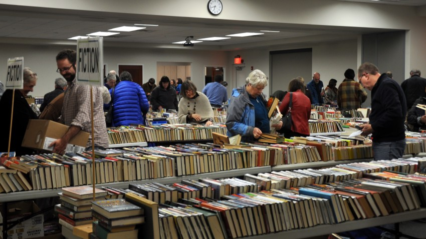 Meijer Used Book Sale