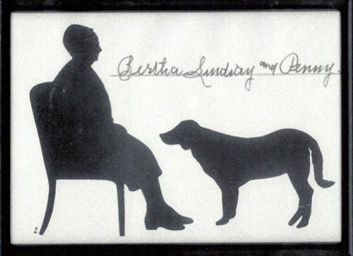 Bertha Lindsay and Penny